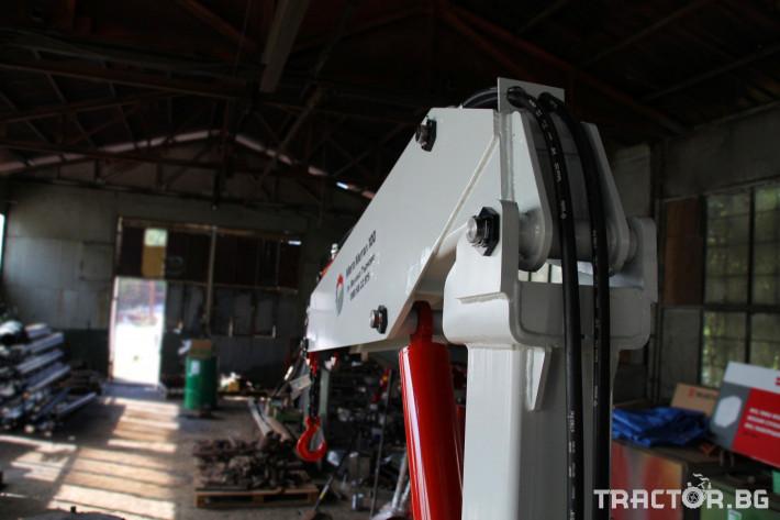 Други Български Кран 3 тона - 4,5 метра стрела 4